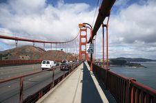 Free Golden Gate Bridge Stock Images - 1547424