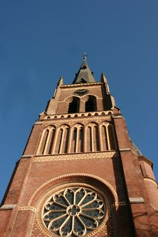 Free Church In Holland Stock Photography - 1548462