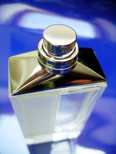 Free Perfume Bottle Stock Photo - 1549840