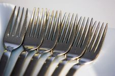Free Six Forks Stock Photos - 1549903