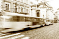 Free Tram. Stock Images - 15400294