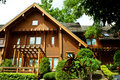 Free A Log Home Stock Photography - 15401822