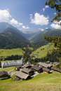 Free Mountain Valley In Austrian Alps In Summer Royalty Free Stock Photo - 15408455