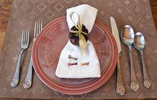 Seasonal Table Setting