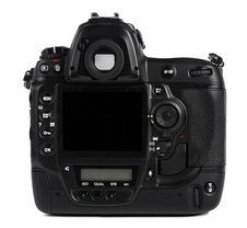 Free Back Of Professional Digital Camera Royalty Free Stock Images - 15400799