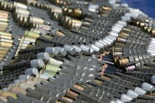 Free Very Large Ammunition Royalty Free Stock Image - 15401296