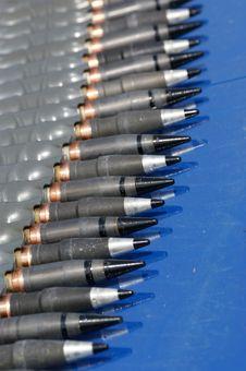 Free Very Large Ammunition Stock Photos - 15401323