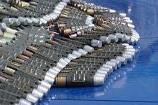 Free Very Large Ammunition Royalty Free Stock Image - 15401326
