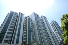Free Residential Buildings Stock Photos - 15401363