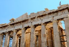 Free Parthenon Royalty Free Stock Photo - 15401675