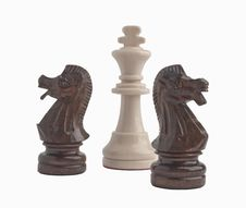 Free Chess Pieces Stock Images - 15401684