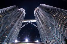 Free Petronas Royalty Free Stock Image - 15401916