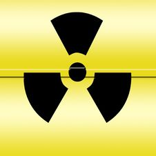 Free Radioactive Barrel Stock Photography - 15402222