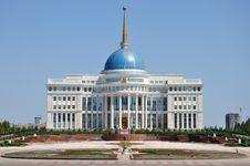Free President Residence In Astana Stock Image - 15402691