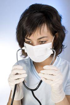 Free Stethoscope Stock Images - 15404624
