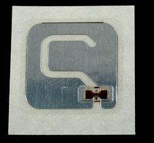 Free RFID Tags Royalty Free Stock Photography - 15406597