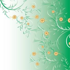 Free Floral Background Stock Photos - 15407233