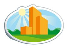 Free Real Estate Illustration Stock Photo - 15408760