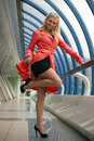 Free Charming Blonde Stock Photography - 15411122