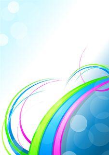 Free Elegant Background. Eps10  Illustration. Royalty Free Stock Photography - 15410937