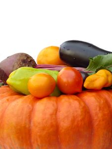 Free Fresh Vegetables . Stock Photos - 15411173