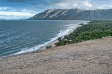 Free Coast Between Cairns And Port Douglas Royalty Free Stock Image - 15411486