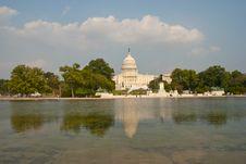 Free Washington Capitol Royalty Free Stock Images - 15411619