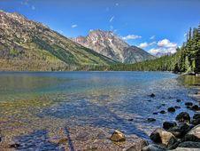 Free Grand Teton National Park, Wyoming Royalty Free Stock Photos - 15411718