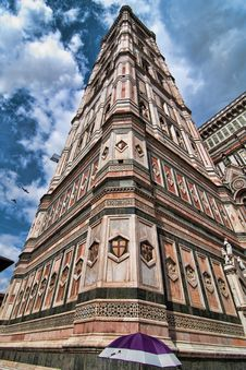 Free Piazza Del Duomo, Florence Stock Photography - 15412082