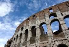 Free Famous Colosseum - Flavian Amphitheatre, Rome, Ita Royalty Free Stock Photos - 15412678