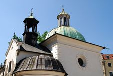 Free St. James Church On Main Square In Cracow Stock Photography - 15412682