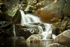 Free Waterfall Royalty Free Stock Photography - 15413327