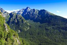 Free Tatra Royalty Free Stock Image - 15413696