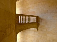 Free Alhambra Interior Royalty Free Stock Photo - 15414065
