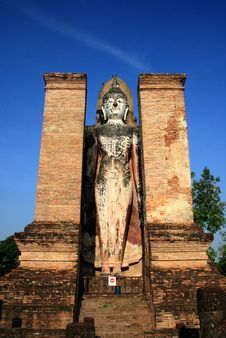 Free Sukhothai Historical Park In Thailand Royalty Free Stock Photography - 15414427
