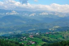 Free Romanian Mountains Stock Photography - 15414442