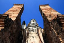 Free Sukhothai Historical Park In Thailand Stock Images - 15414514