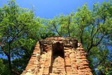 Free Sukhothai Historical Park Royalty Free Stock Photos - 15414708