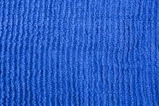 Free Blue Fabric Texture Stock Photos - 15414793