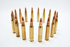 Free Bullets Royalty Free Stock Images - 15415099