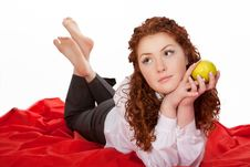 Free Apple Story Stock Photography - 15415892