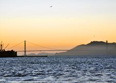 Free Golden Gate Royalty Free Stock Photos - 15416888