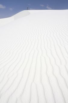 Free Paterns On Dunes Stock Image - 15417181