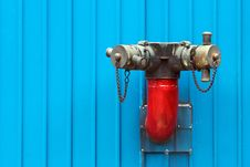 Free Fire Hydrants Royalty Free Stock Photo - 15417215