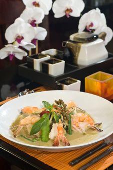 Free Thai Shrimp Soup Stock Photos - 15417563