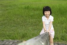 Free Asian Girl Royalty Free Stock Photos - 15418078