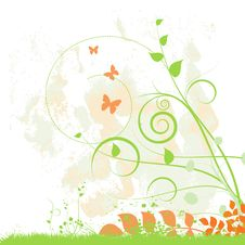 Free Floral Background Royalty Free Stock Images - 15419989