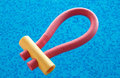 Free Pool Noodle Royalty Free Stock Photos - 15423538