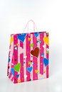 Free Valentine Gift Bag Stock Image - 15425321