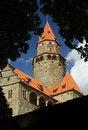 Free Bouzov Castle, Czech Republic Royalty Free Stock Images - 15428529